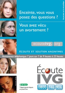 Tract-ecoute IVG