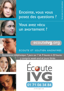 tract Ecoute IVG